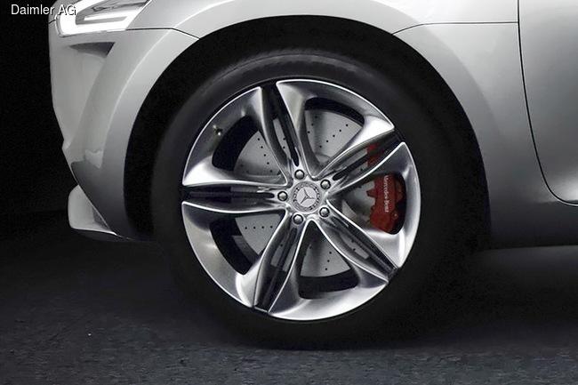 Mercedes-Benz удивил новым концептом