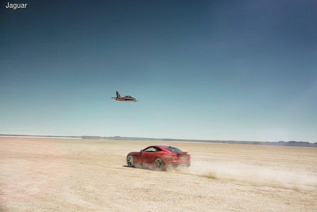 Jaguar F-Type R получил полноприводную трансмисиию