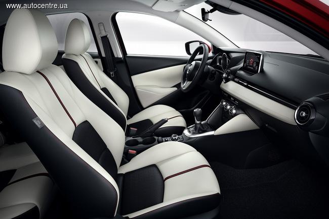 Новая Mazda2