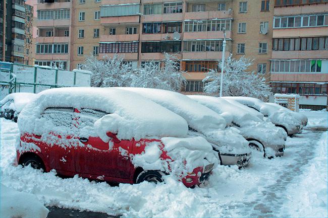 Моторные масла: Зима с новым маслом