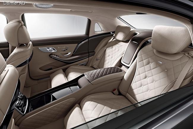 Mercedes-Benz вновь возрождает Maybach