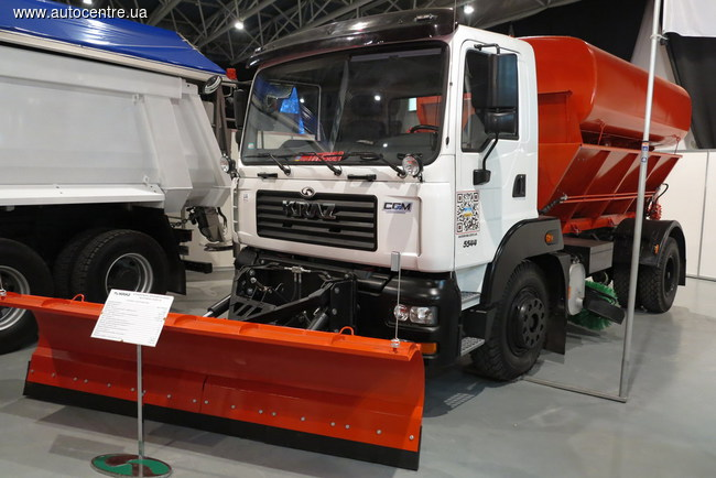 КрАЗ-5401К2 (4х2)
