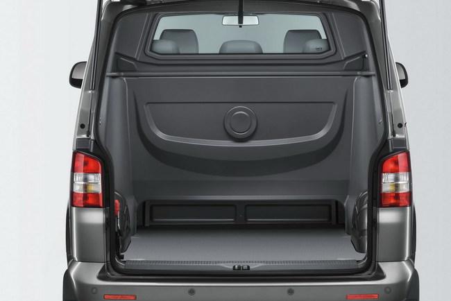 Volkswagen Transporter Kombi Doka