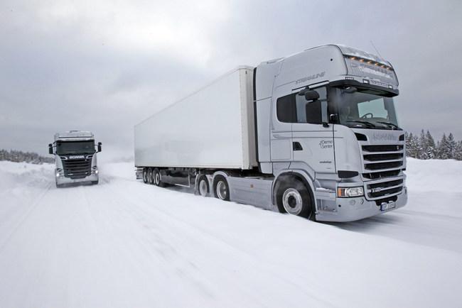 Грузовик Scania R