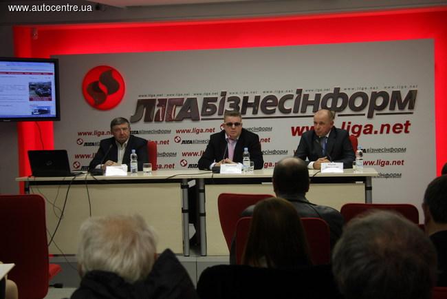 На презентации электробуса луцкого предприятия «Санрайз»