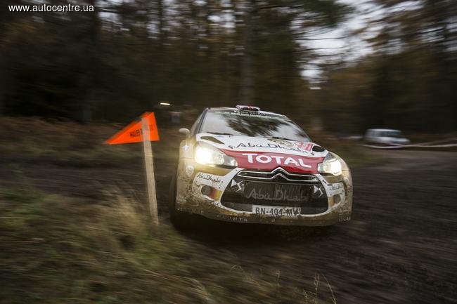Микко Хирвонен на финальном этапе сезона попрощался с WRC