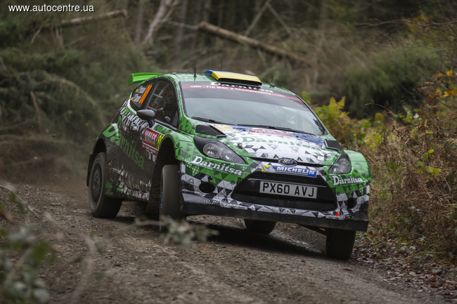 Победитель «Дакара» выиграл титул в WRC 2
