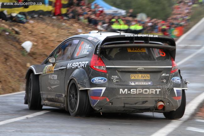 Отт Танак получил второй шанс в WRC