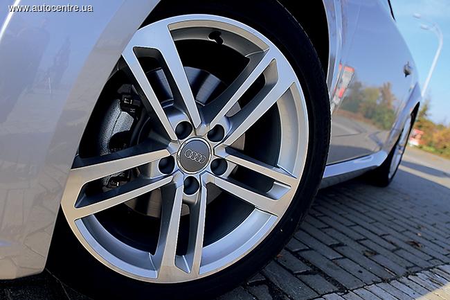 Тест-драйв Audi ТТ