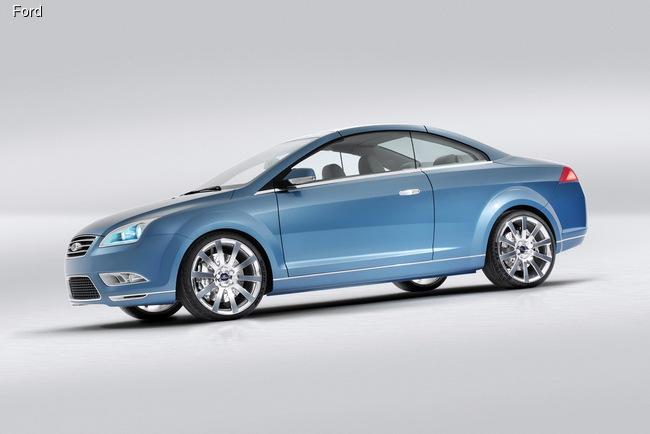 Впервые имя Vignale фордовцы использовали в 2004 году для концептуального Ford Focus Vignale