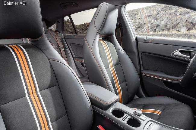 Mercedes-Benz CLA Shooting Brake cтал четвертым представителем семьи CLA