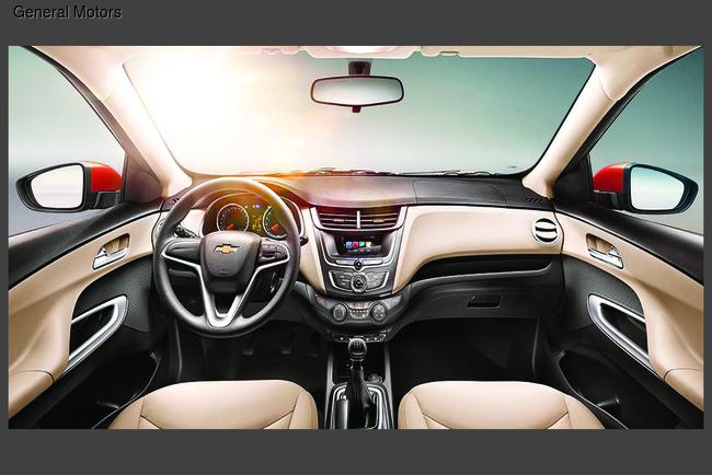 Третье поколение Chevrolet Sail дебютировало в Китае