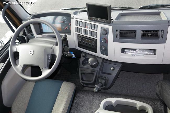 Грузовик Volvo FL