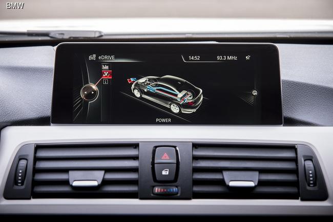 BMW готовит подзаряжаемый гибрид седана 3-Series