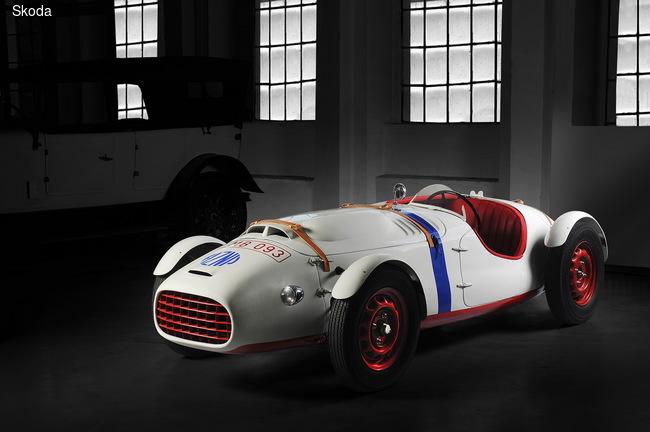 Легендарная Skoda 966 Supersport вернулась в строй