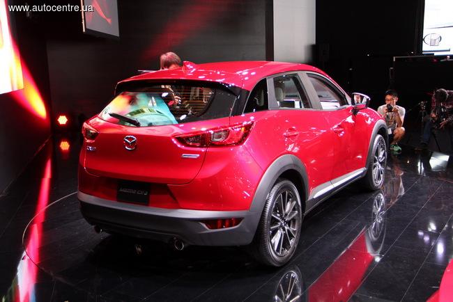 Mazda подготовила к Лос-Анджелесу множество новинок