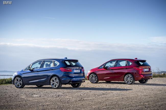 BMW 2-Series обзавелась версиями с полным приводом
