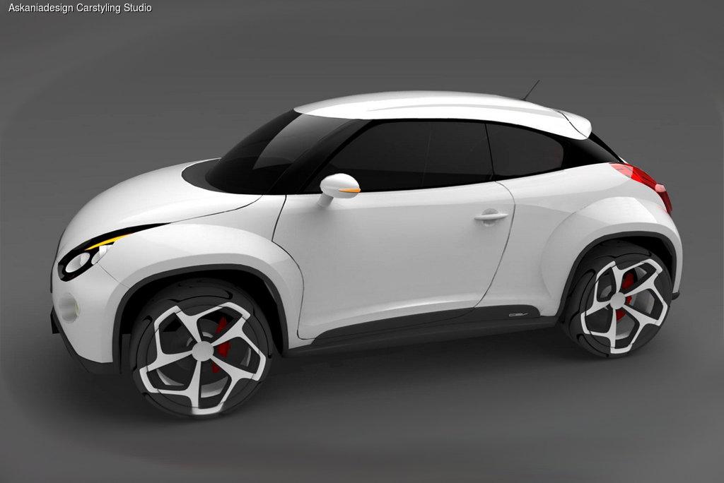 концепт кар авто заз