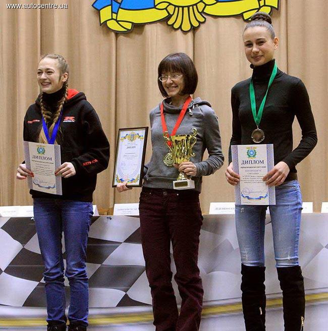 Мотоспорт в Украине: Награды нашли своих героев!