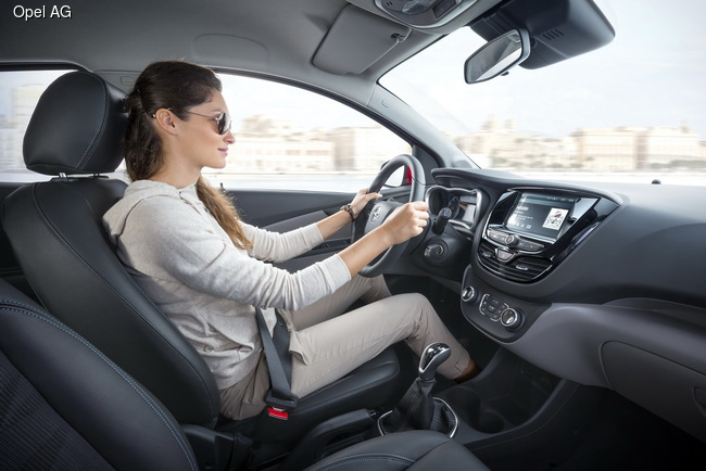 Opel Karl расширит семейство автомобилей из Рюссельсхайма