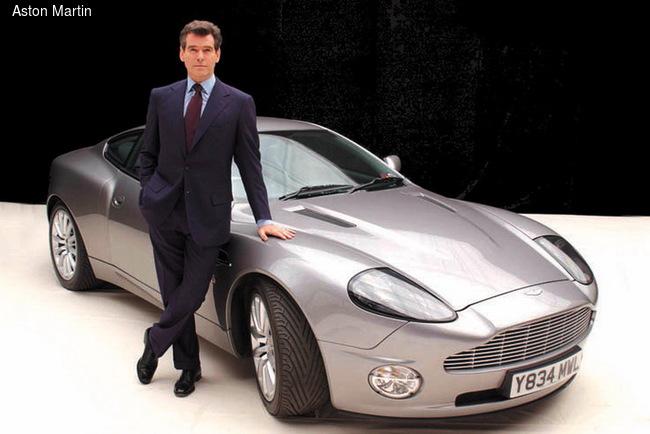 Aston Martin презентовал новый суперкар для Джеймса Бонда