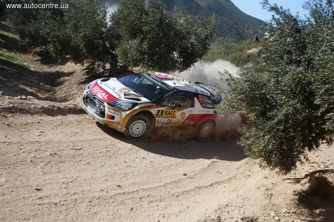 WRC: Команда Citroen назвала имя второго пилота на сезон 2015 года
