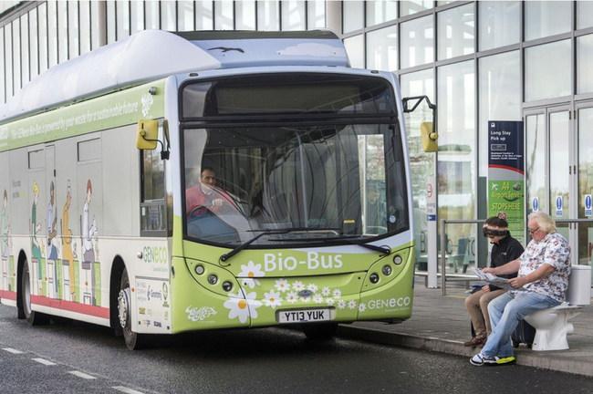 Автобус на биометане