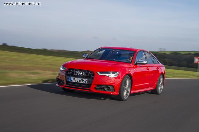 Тест  Audi A6 New