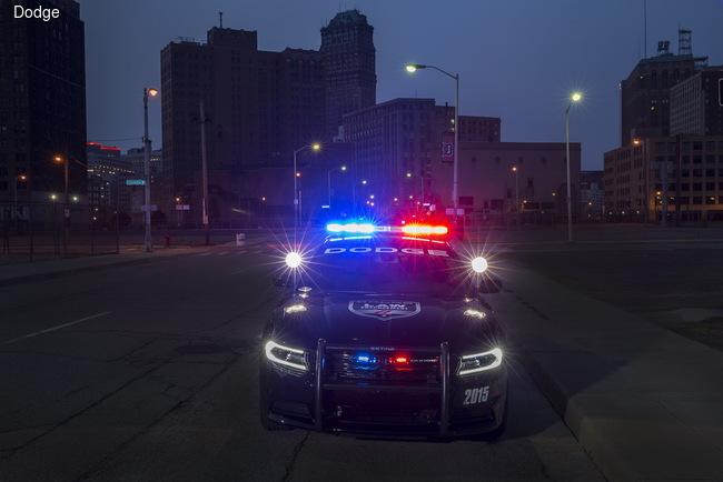 Dodge подготовил новых «бойцов» для полиции США