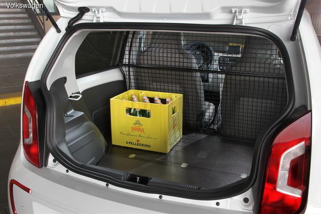 Проезд на электрическом Volkswagen e-load up! обойдется в 0,24 евро за километр