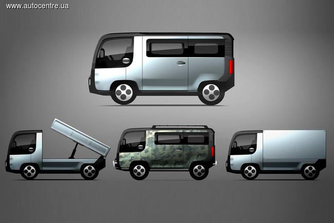 Прохоров обещает выпустить ё-микроавтобус