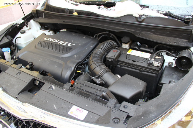 Kia Sportage FL 2.0 CRDi