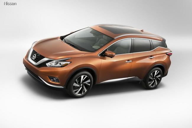 Компания Nissan обнародовала цены на новый Murano