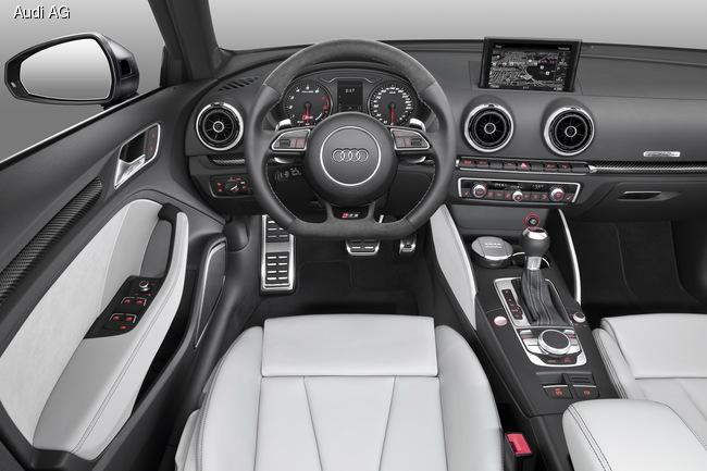 Audi RS3 Sportback бьет рекорды