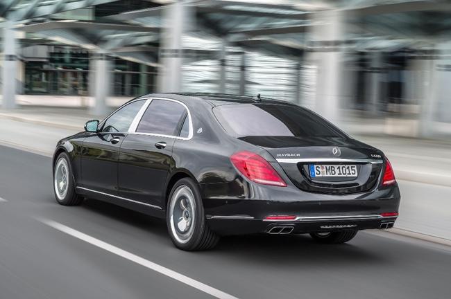 Объявлены цены на флагманский Mercedes-Benz