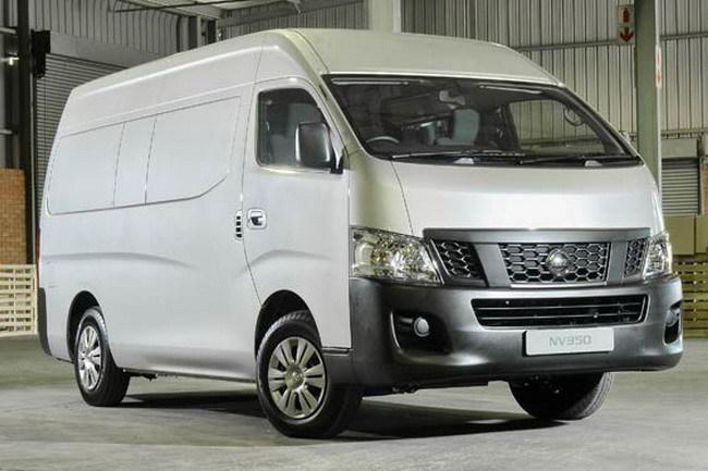На рынке появился фургон Mitsubishi Canter Van