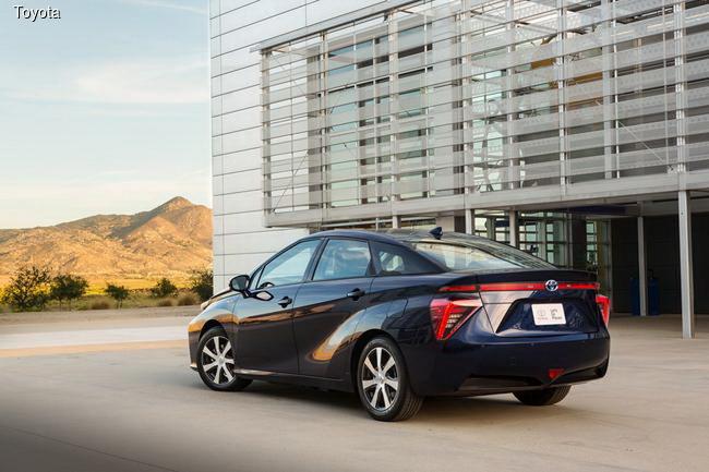 Электромобиль Toyota Murai на водороде поступил в продажу