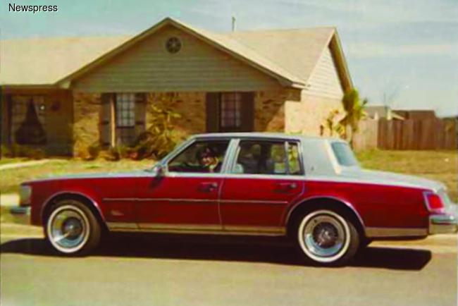 Cadillac Элвиса Пресли отправился в музей