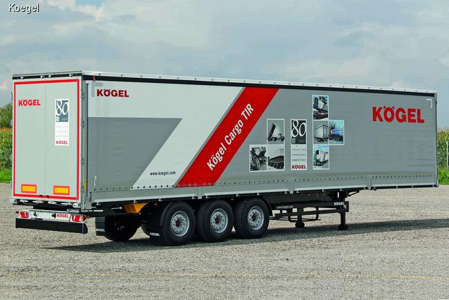 Koegel построил полуприцеп для суровых условий