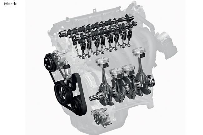 Mazda3: Два характера SkyActive