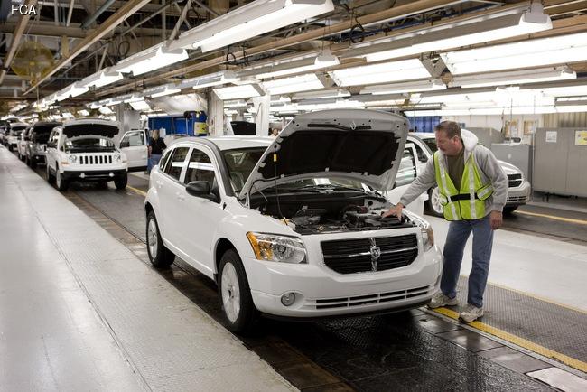 Chrysler Group сменил название