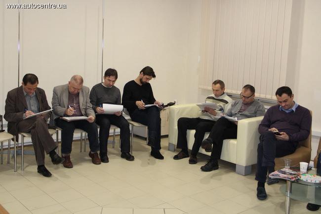 Десятка финалистов «Автомобиля года в Украине» будет объявлена в понедельник