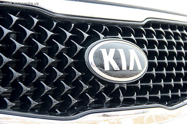 Тест-драйв Kia Sportage FL