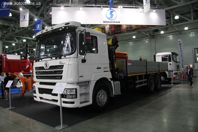 Семья грузовиков Shacman растет