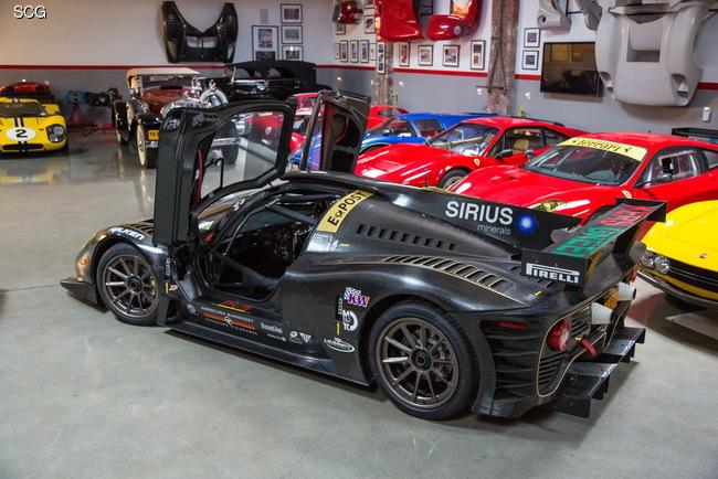 Суперкар SCG 003 представят в Женеве