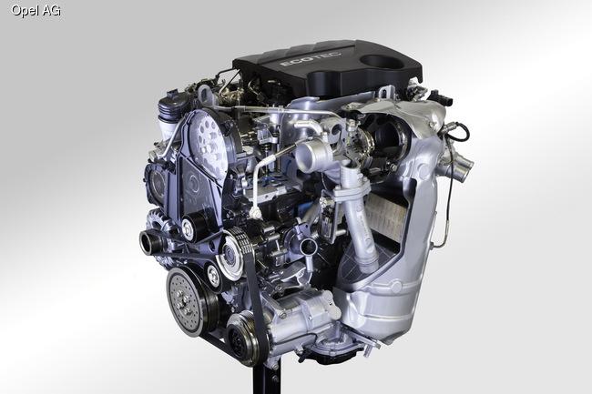 Opel запустил производство нового турбодизеля