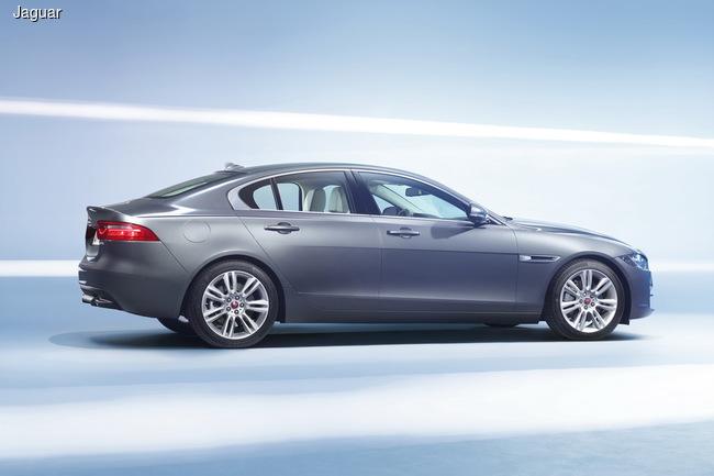 Jaguar XE будут выпускать в Китае