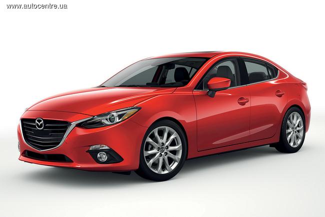 Мультимедиа Mazda3