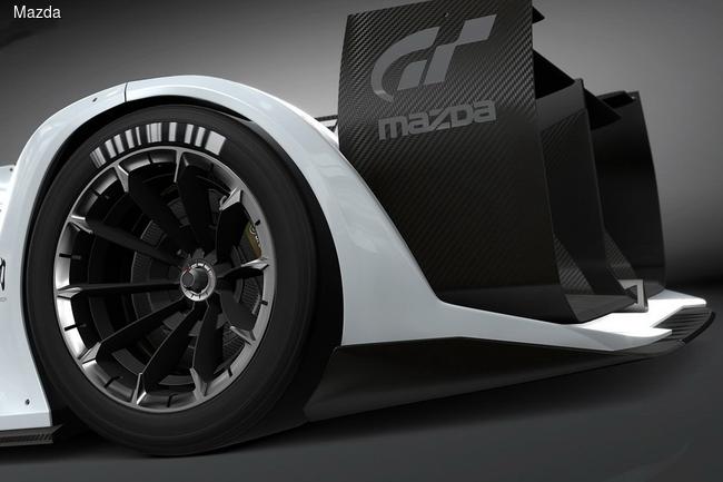 Mazda дебютировала в Gran Turismo6