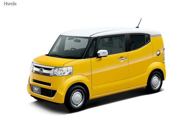 Honda N-BOX SLASH поступил к японским дилерам марки